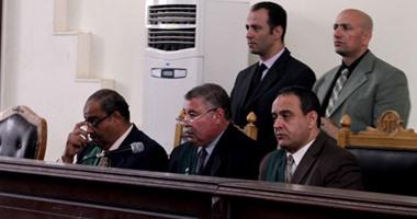 """بدء نظر ثالث جلسات محاكمة 67 متهما فى قضية """"اغتيال النائب العام"""""""