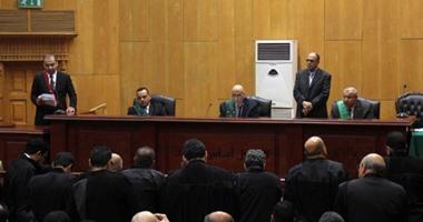 اليوم.. استكمال سماع الشهود فى محاكمة 45 متهما بـ تفجير أبراج الضغط العالى  -