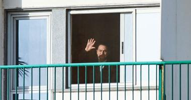 مصادر: مبارك غادر مستشفى المعادى العسكرى وعاد لمنزله بمصر الجديدة