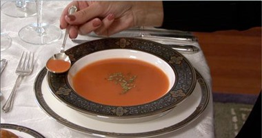 Tomato soup is the fastest way to restore the health of your hair and protect it from hair loss