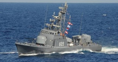 """بدء التدريب البحرى المصرى الإماراتى الأمريكى المشترك """"تحية النسر 2016 """""""
