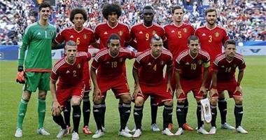 كأس العالم 2018 بلجيكا تواجه ضغوطا للارتقاء لمستوى التوقعات اليوم السابع