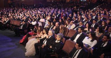 حفل توزيع جوائز السينما العربية 12 أكتوبر المقبل