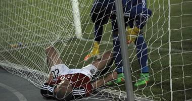 قصة مباراة..حمادة طلبة ينقذ الفراعنة من السقوط أمام نسور نيجيريا