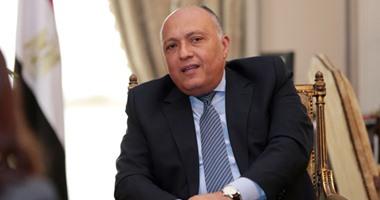 سامح شكرى منتقد تقرير العفو الدولية عن مصر: اعتادت المبالغة وتوجيه الاتهامات
