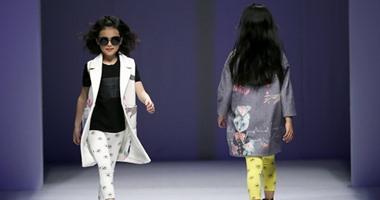 832cef4db أزياء أطفال عصرية لخريف وشتاء 2016 فى أسبوع الموضة بالصين - اليوم السابع