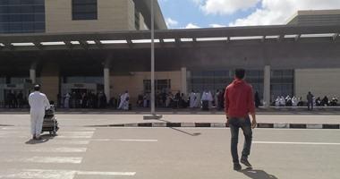 مطار برج العرب: تسيير أولى رحلات حج القرعة 22 يوليو