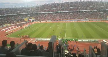جامعة الفيوم تنظم رحلة مجانية لحضور مباراة مصر وغانا بإستاد برج العرب