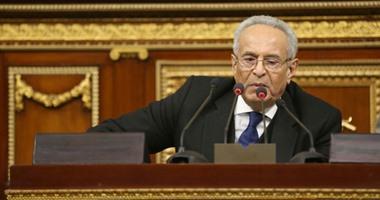 المستشار بهاء أبو شقة رئيس اللجنة التشريعية بمجلس النواب
