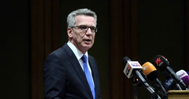 وزير الداخلية الألمانى يدعو لإعادة المهاجرين عبر المتوسط إلى أفريقيا