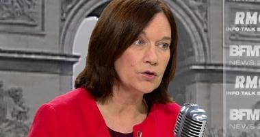 وزيرة حقوق المرأة الفرنسية لورانس روسينول
