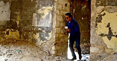 """أحمد رجب يقدم حلقة خاصة عن المتشردين داخل قصر الخديوى توفيق فى """"مهمة خاصة"""""""