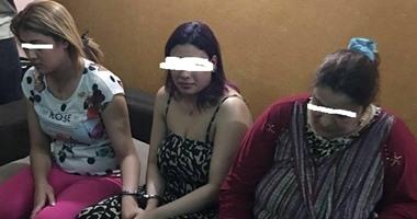 القبض على شبكة دعارة يديرها  حارس عقار بالإسكندرية