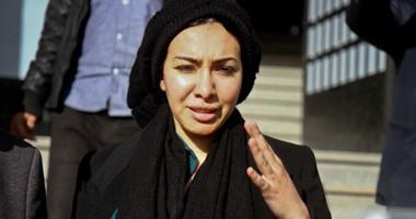 """جنح الهرم تسمح لـ""""مريهان حسين"""" بالمغادرة بعد انتهاء جلسة """"قضية الكمين"""""""