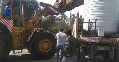 رئيس قرية أبو طفيلة بالإسماعيلية: إزالة 100 حالة تعدى على مصرف زراعى