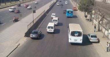لو كنت مسافر.. تعرف على حركة المرور بطريق إسكندرية الزراعى