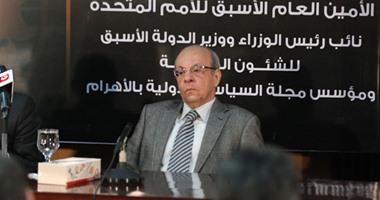 تعيين وحيد عبد المجيد مديرا لمركز الأهرام للدراسات خلفا لضياء رشوان