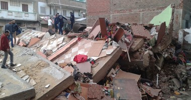 حبس صاحب عقار بكفر الشيخ تسبب فى انهيار منزل مكون من 5 طوابق
