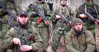 """بالصور.. """"داعش"""" يهدد بقتل فلاديمير بوتين والمدنيين الروس"""