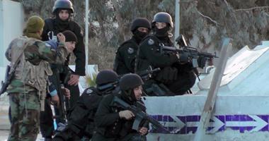 مقتل إرهابيين فى عملية عسكرية للجيش التونسى بجبل سمامة