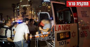 فلسطينى يطعن إسرائيليا فى رقبته بالقدس