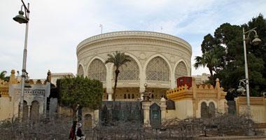 بدء احتفالية ذكرى المولد النبوى الشريف بقصر الاتحادية