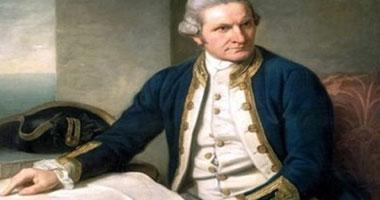 زى انهاردة..المستكشف البريطانى جيمس كوك يقوم بأول رحلة بحرية له.. تعرف عليه!
