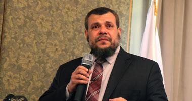 الدكتور خالد علم الدين القيادى بالدعوة السلفية والمستشار السابق للرئيس المعزول