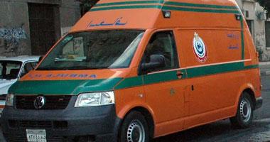 وحدة متنقلة للكشف عن أورام الثدى بمستشفى ملوى  الأحد، 12 مايو 2013