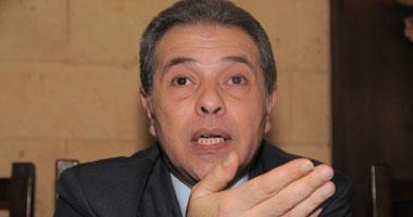 """توفيق عكاشة: مصر ستخوض حربا ضد الإرهاب بليبيا.. وقطر """"دمية"""""""