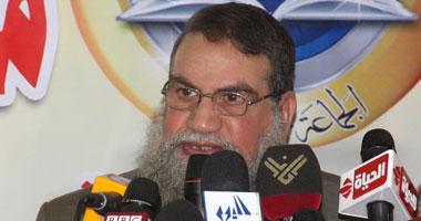 عبود الزمر القيادى بالجماعة الإسلامية
