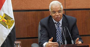 الدكتور جلال مصطفى وزير النقل
