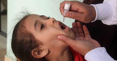 الصحة: حملة تطعيم ضد شلل الأطفال 17 نوفمبر بعد ظهوره بدول مجاورة