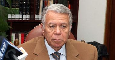 حسن حمدى رئيس مجلس إدارة النادى الأهلى
