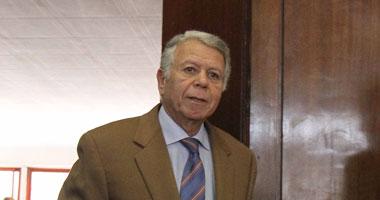 حسن حمدى رئيس النادي الأهلي السابق