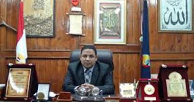الدكتور إبراهيم التداوى وكيل وزارة التربية والتعليم بالبحيرة
