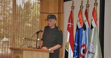 اللواء حمدي بدر رئيس الفريق البحثى