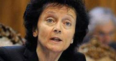 وزيرة المالية السويسرية ايفلين فايدمر