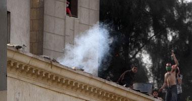 أساقفة يجرون اتصالات لإخلاءالكاتدرائية الشباب القبطى
