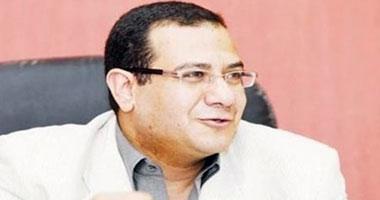 الدكتور محمد الشافعى رئيس نادى بلدية المحلة
