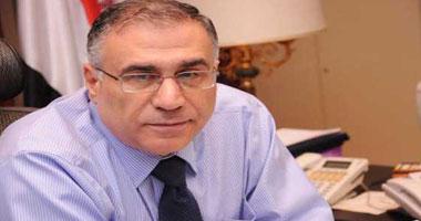 السفير محمد بدر الدين زايد رئيس الهيئة العامة للاستعلامات