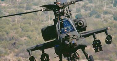 القوات الجوية ترسل طائرتين عسكريتين للبحث عن المفقود بجبال كاترين