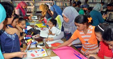 أنشطة فنية وثقافية متنوعة بمؤسسة بناة السلام للمواهب والفنون