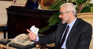 الدكتور علاء عبد العزيز وزير الثقافة الجديد