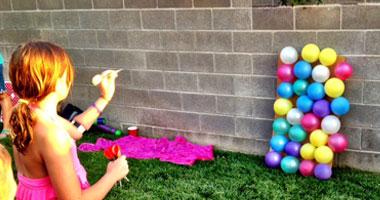بالصور.. 5 ألعاب طريفة اصنعها بنفسك للأطفال فى المنزل