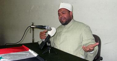 الشيخ هاشم إسلام عضو لجنة الفتوى بالأزهر الشريف
