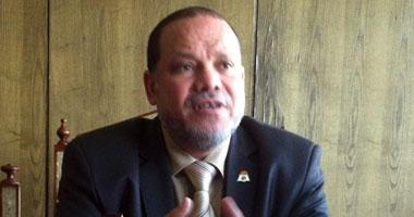 الدكتور أحمد الحلوانى نقيب المعلمين