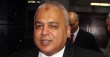 وزير الرى محمد عبد المطلب