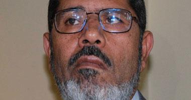 حماس تندد بحبس مرسى بتهمة