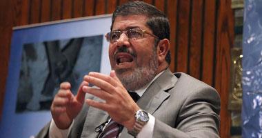 صحيفة إسبانية تتوقع الحكم بالإعدام مرسى تهمة المتظاهرين